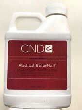CND Radical SolarNail Sculpting Liquid 16 oz/ 473 ml