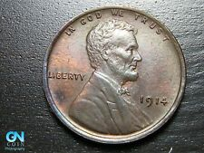 1914 P Lincoln Cent Wheat Penny  --  MAKE US AN OFFER!  #B9185