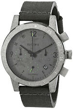 Electric Men's EW0020020037 Chronograph FW02 Distressed Grey MFP Field Watch
