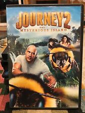 Journey 2: The Mysterious Island (DVD, 2012)