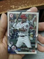 2018 Bowman Victor Robles (5x) Lot RC Washington Nationals