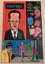 EIGHTBALL Issue #3 Comic Book (1990) Fantagraphics DAN CLOWES 1st Printing RARE