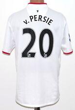 MANCHESTER UNITED 2012/2013/2014 AWAY FOOTBALL SHIRT JERSEY NIKE #20 VAN PERSIE