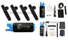 Quantum Fuel Systems 340LPH Intank Fuel Pump + Siemens Deka EV1 630cc or 875cc