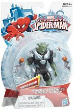 Hasbro Ultimate Spider-Man 4 inch figure - Super Strength Green Goblin, Age 4+