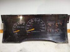 GMC Chevrolet C/K Tahoe Suburban 1500 2500 Instrument Cluster Speedometer 136k