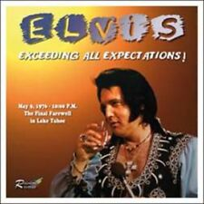 Elvis Presley - Exceeding All Expectations - CD - New Original Mint