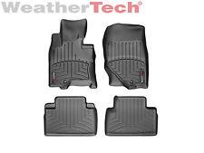WeatherTech Custom Floor Mat FloorLiner for Infiniti FX - 2009-2013 - Black