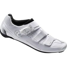 Shimano Rp9 SPD SL Carbon Sole Road Bike Cycling Shoes White 44