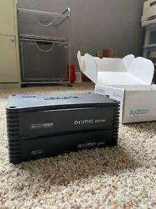 Audison AP 8.9 and AP1 D Amps/DSP