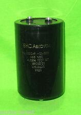 BHC Aerovox Kondensator 55/085/56 2200uF