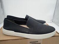 Via Spiga Women's Galea 5 Slip On Sneaker, Black, 8.5 M