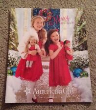 American Girl Holiday Catalog 2013 - Molly, Saige, Marie-Grace Cecil