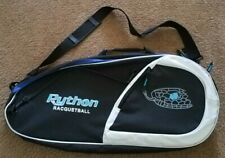 Python Deluxe 3 Racquet Racquetball Bag