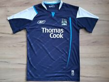 MANCHESTER CITY! 2005-06! shirt trikot maglia jersey camiseta! 5/6 ! S/M adult!