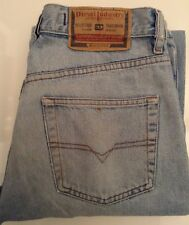 DIESEL CHEYENNE JEANS LABEL 33x36 BY TAPE 32 X 36 MARKED SEE DESCRIPTION