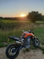 KTM 790 DUKE *LOVELY BIKE* ONLY 3300 MILES FULLY SERVICED, NEW TYRES NEW BATTERY