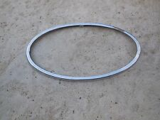 Porsche 356 Radio Speaker Chrome Bezel ( 1 )
