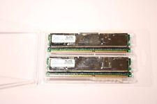 OCZ PC 3200 PC3200 EL DDR 2X 256MB PLATINUM DUAL CHANNEL