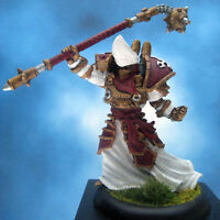 Painted Privateer Press Miniature Warmachine High Exemplar Kreoss Warcaster