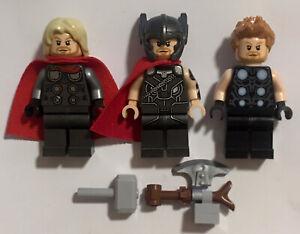 ⎡LEYILE BRICK⎦Custom Fat Thor Lego Minifigure