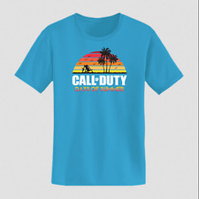 RARE Call of Duty Tshirt Days of Summer E3 Activision Black Ops 4 COD Shirt