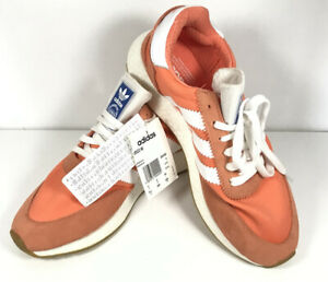 Adidas Originals Semi Boost Coral Trainers UK Size 8 New with Tags - EE4950