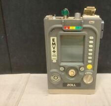 Impact Emv 731 Series Ventilator Manufactured 2014 No Accessories