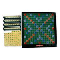 DE Hot Mattel Spiele Original Scrabble Kompakt Legespiele Kinderspiele SPielzeug