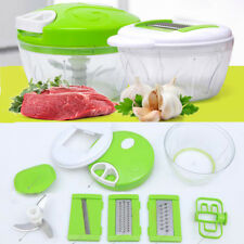 Home Kitchen Slicer Peeler Fruit Vegetable Onion Food Chopper Cutter Tool 6pcs