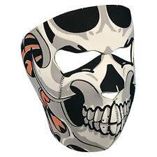 Motorrad Face Mask Tribal Skull Totenkopf Gesichtsschutz Maske Sturmhaube