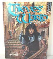 Thieves' World Graphics Volume 1 TPB Robert Asprin/Lynn Abbey/Tim Sale 1986 1st