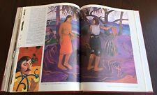 The Golden Encyclopedia of Art 1961 Illustrated Matisse Degas Van Gogh Cézanne
