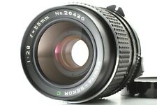 [Near Mint] MAMIYA Sekor C 55mm f/2.8 Lens For M645 1000s From Japan #c32