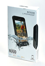 LifeProof nuud Waterproof Water Dust Dirty Proof Case for iPhone 6s Plus (Black)