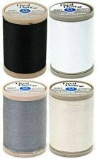 4 Color Bundle of COATS & CLARK Extra Strong Upholstery Thread - 150 yards each