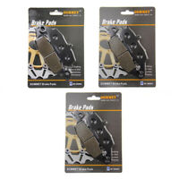 Brake Pads for ZR-7 (ZR 750 F) (99-04) ZR-7S (ZR 750 H) 01-05 VN 1600 A (03-08)