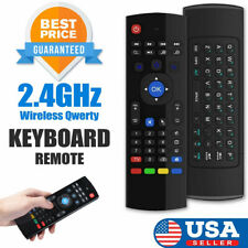 2.4G USB Remote Control with Keyboard for Amazon Fire TV Stick & Fire TV Box US