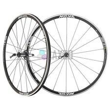 Mavic Cxp Elite / Shimano 7000 105 Cubos Negro Carretera Bicicleta Frente Rueda