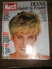 Paris Match N° 2311 9/9/1993 Lady di Vanessa Paradis Crawford Gere James Dean