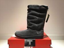Nike Ladies Sneaker Hoodie Winter Boots ~ 366449 090 ~ Uk Size 4.5 ~ Euro 38