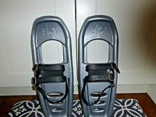 Snow-Tek Snowshoes High-Tech Lightweight Max Weight 135 Lbs Made in Canada