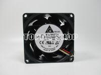 Delta PFR0848XHE fan 80*80*38mm 48V 1.50A 4pin