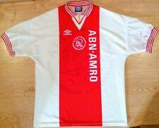 Camiseta ORIGINAL Ajax Amsterdam Umbro 1995-1996