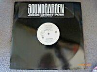 Soundgarden - Jesus Christ Pose 12'' PROMOTIONAL Vinyl Single, UK Pressing