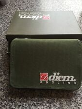 diem smokers  pouch  in green carp fishing hunting adventure tobacco accessory