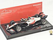 1:43 Minichamps 417201750 Haas F1 Team VF-20 Abu Dhabi GP 2020 M. Schumacher #50