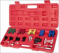 Universal 19 PC Engine Timing Locking Car Tool Set Pro Timing Belt Kit