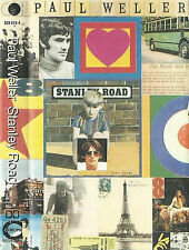 PAUL WELLER STANLEY ROAD CASSETTE ALBUM THE JAM STYLE COUNCIL INDIE ROCK  1995