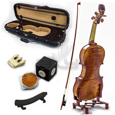 High Quality SKYVN642 Full Size Hand Carved Professional Artist Violin